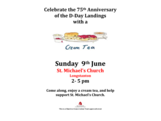 Cream Teas - 9th June 2019